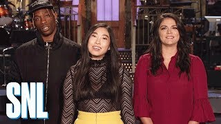 Cecily Strong Wants to Be Crazy, Rich and Asian - SNL
