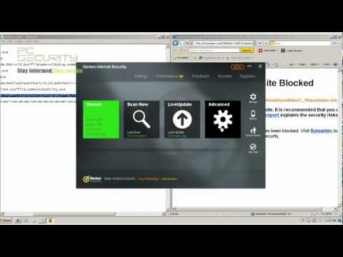 Norton Internet Security 2013 beta Test