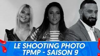 TPMP : Le shooting photo de Cyril Hanouna, Kelly Vedovelli, Benjamin Castaldi…
