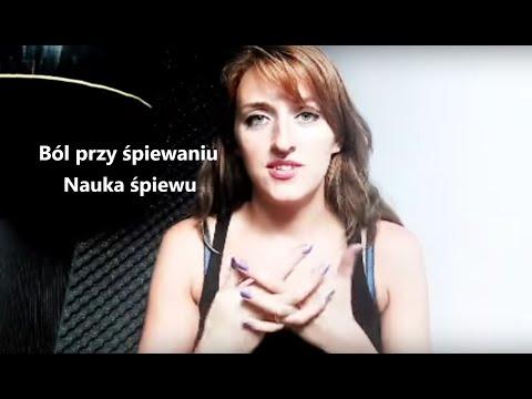 Kiedy śpiewanie Boli - Nauka śpiewu Oliwia Bartuś