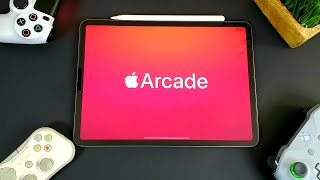 iPad Pro 11 iPadOs Apple Arcade Review...