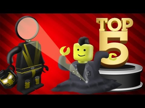 TOP 5 LEGO GAMES WE NEED