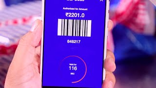 How to accept payments through the Barcode feature in JioMoney app-For Merchant