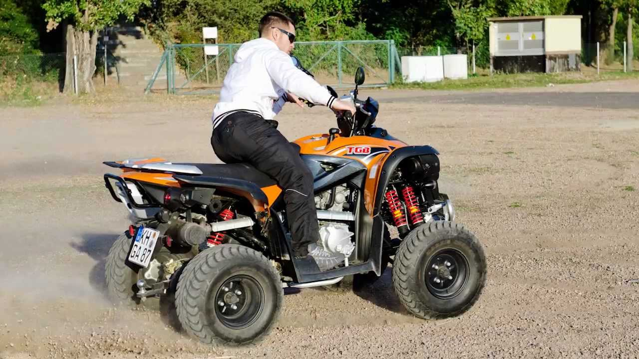 Bikes With 4 Wheels ATV Quad Bike Freestyle
