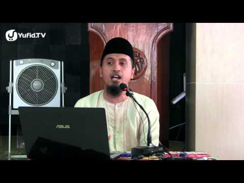 Kajian Islam: Label Mukmin, Kafir Dan Munafik Untuk Siapa? - Ustadz Abdullah Zaen, MA