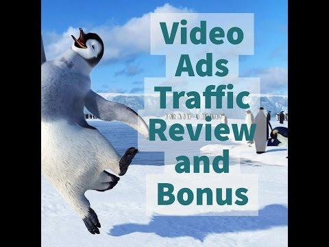 Video Ads Traffic Review and Bonus Pt II