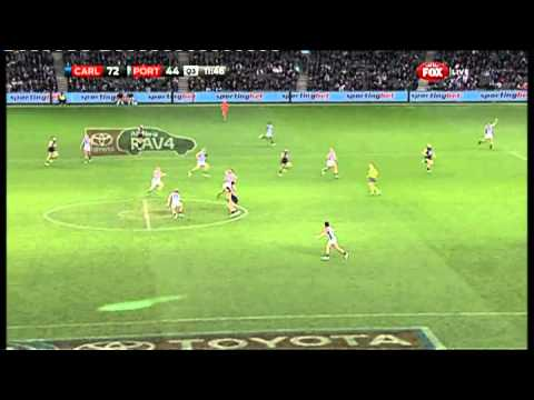 Round 8 AFL - Carlton v Port Adelaide Highlights