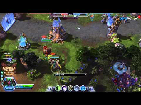W Drodze do Top 1 czyli gry Rankingowe w Heroes of the Storm #1