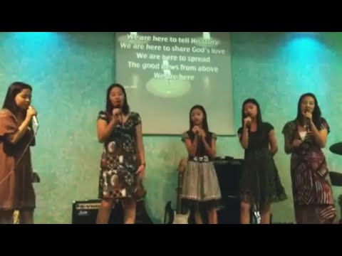 With1voice - Jesus My Rock