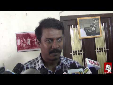 Kamaraj Movie Shooting Spot - Cinema Vikatan video