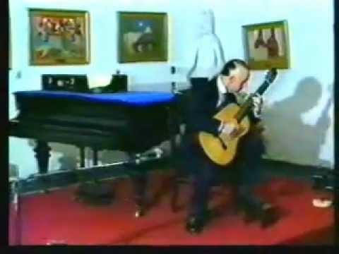 Agustín Barrios - La Samaritana- Abel Carlevaro