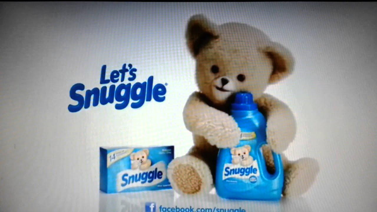 Snuggle Bear Commercial 1987