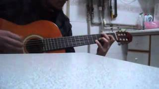 Black Horizons-Dissection Classical Guitar Cover