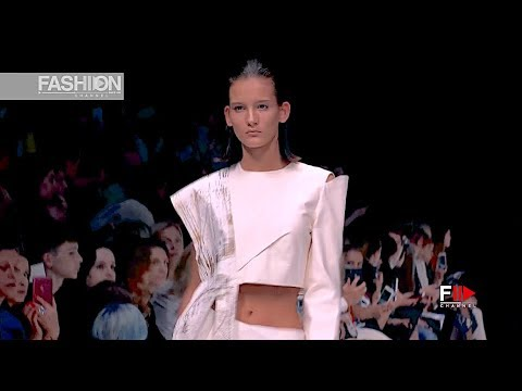 BRITISH HIGH SCHOOL of DESIGN BA (Hons) Spring Summer 2019 MBFW Moscow - Fashion Channel