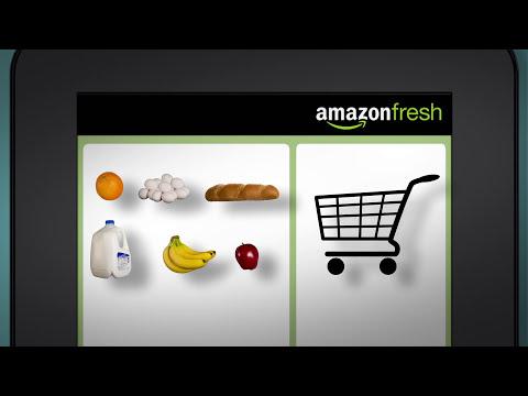 Amazon Dash - Getting Started