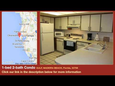 1-bed 2-bath Condo for Sale in Madeira Beach, Florida on florida-magic.com