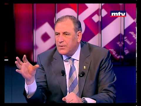 Beirut Al Yawm - jamal al jarrah 09/03/2013