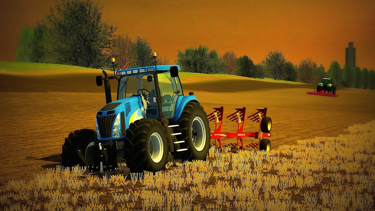 Farming Simulator 2013 New Holland Farming Simulator 2013 New