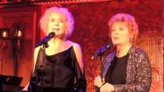 Penny Fuller and Anita Gillette at 54 Below
