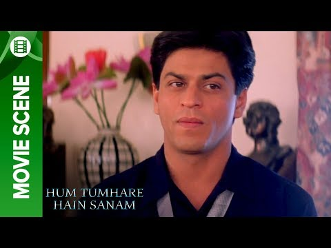 Shahrukh Khan Jealous Of Salman Khan - Hum Tumhare Hain Sanam video