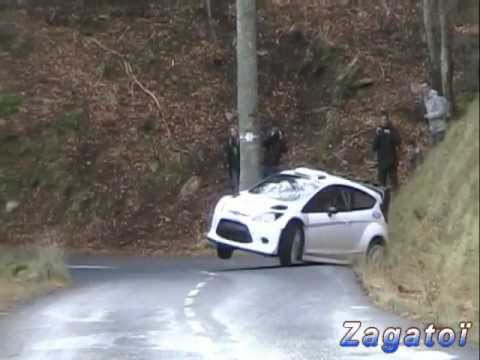 Tests Jari-Matti Latvala Monte Carlo 2012