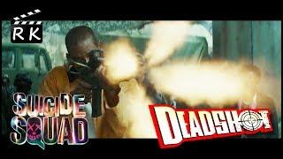 Suicide Squad Deadshot Beim Schießstand Ger