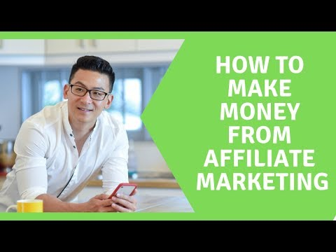 How to Make Money with Affiliate Programs -  3 Simple Steps