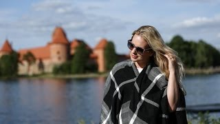 VLOG: Holiday in Lithuania (Vilnius, Trakai...)