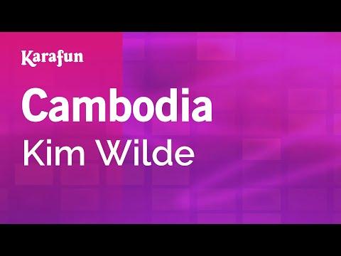Karaoke Cambodia - Kim Wilde