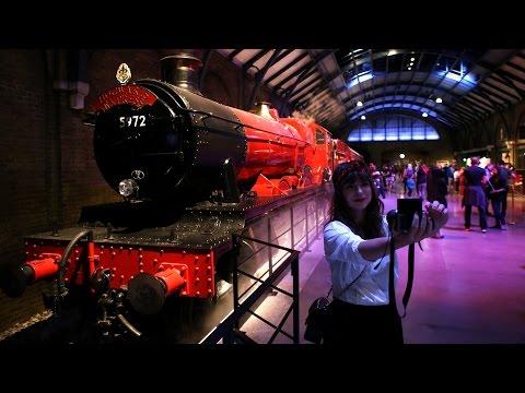 Radzka Strój Dnia z Harry Potter-landu ;-) Warner Bros Studio Tour London