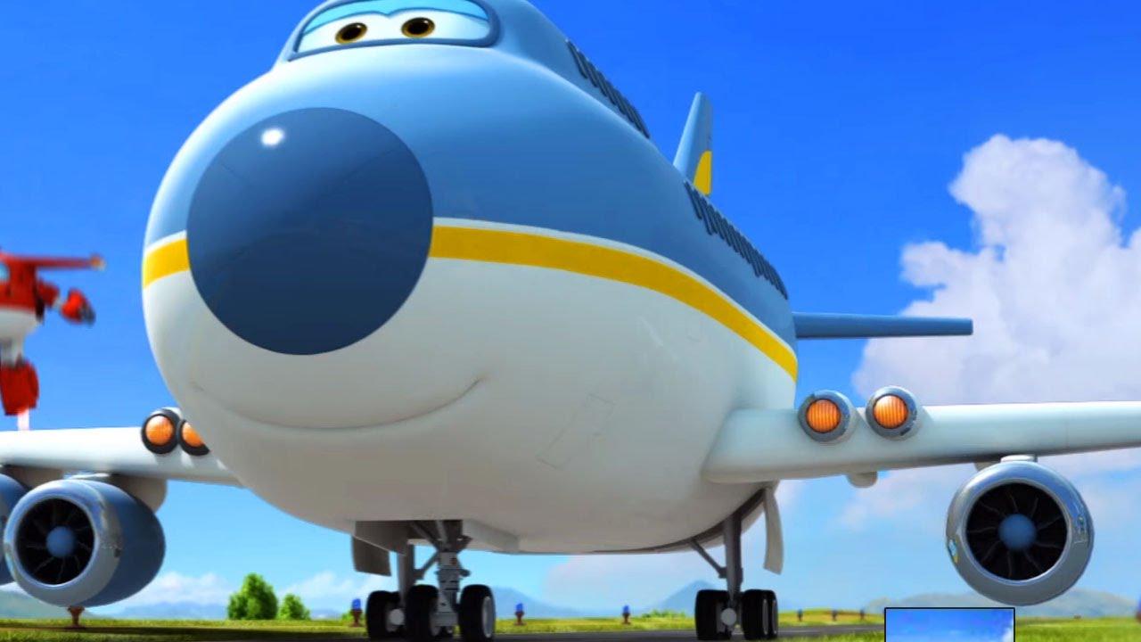 Супер Крылья: Джетт и его друзья - 39 серия | Мультики про самолетики