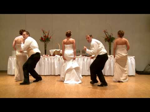 J&M Choreographed Wedding Dance 10 10 09