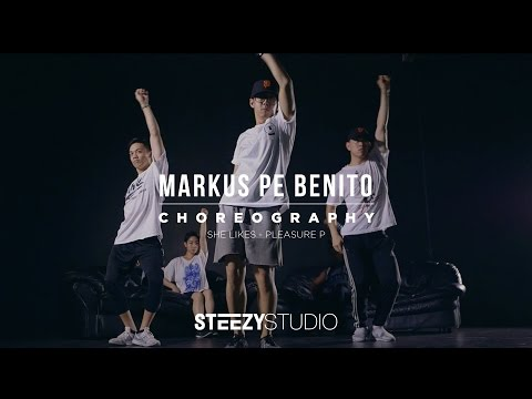 Markus Pe Benito Choreography  Pleasure P  She Likes  STEEZY Studio