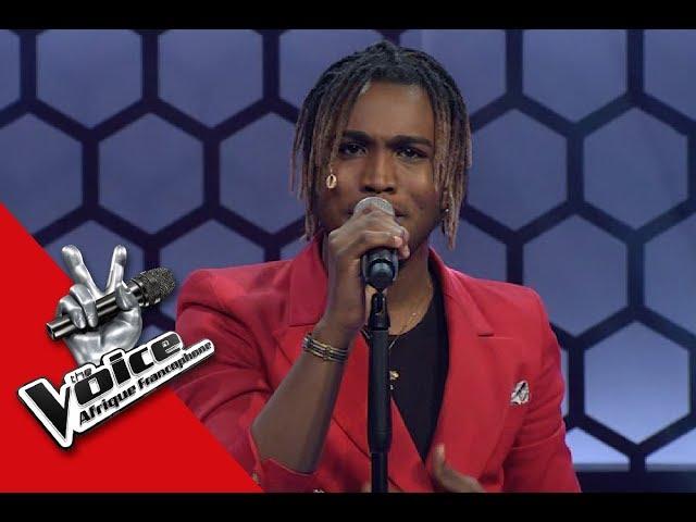 Chris в I wanna know в Joe  Audition Г lвaveugle The Voice Afrique francophone 2017