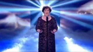 Watch Susan Boyle Memory video