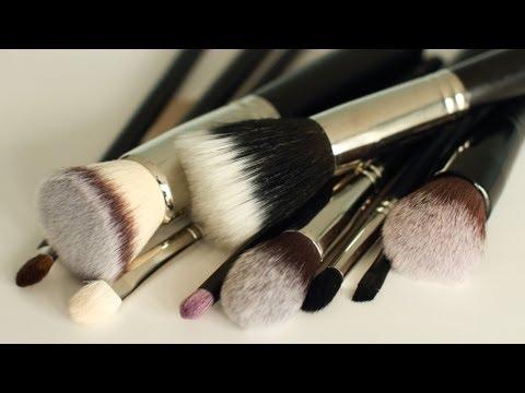 Tanie i dobre pędzle do makijażu