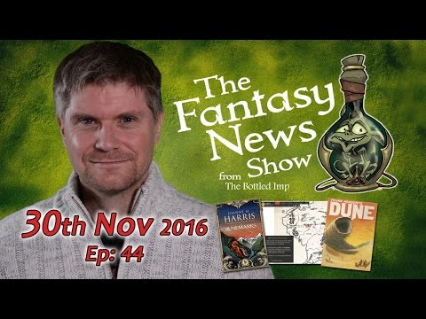 Episode 044 - On this weeks show.... Joanne Harris will be signing her 2008 fantasy novel Runemarks at the Forbidden Planet London Megastore. Joanne Harris will be signing copies at the London...