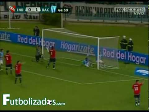 Racing 2 - Independiente 1. Torneo de Verano 2010