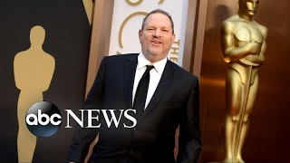 Harvey Weinstein accused of sexual harassment from famous actress and young assistants