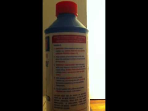 blue devil gasket sealer instructions