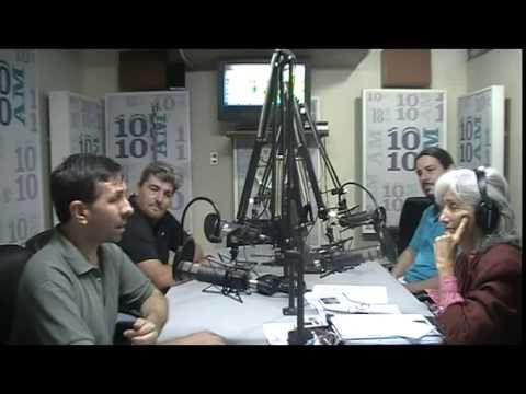 Entrevista Programa Todo Vida, Radio Am 1010 Montevideo, Uruguay 07-02-2015