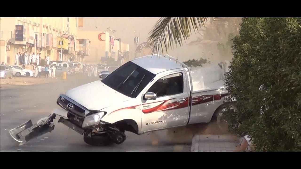حوادث سيارات -حوادث تفحيط
