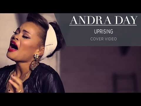 Muse - Uprising (cover By Andra Day) video