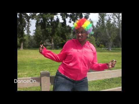 GloZell Gets Down - How To Krump