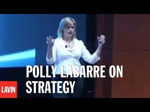Mavericks at Work Co-Author Polly LaBarre on Strategy