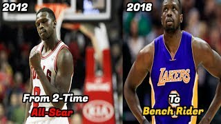 What Happened to LUOL DENG's NBA Career??