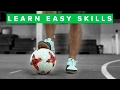These 5 Simple Football Skills Will Impress Your Friends! thumbnail