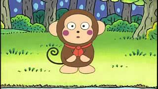 淘氣猴的金斧和銀斧(凱蒂貓童話故事系列)