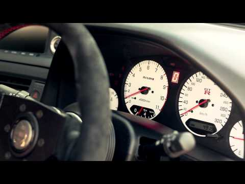 SP Engineering's Nissan R34 GTR! Crazy Acceleration! 1000awhp!