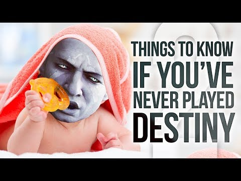 Destiny 2: 10 Things To Know If You've  Never Played Destiny